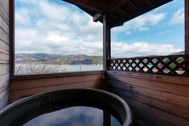 徳山鮓 ご宿泊